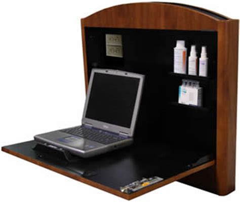 laptop wandschrank wall mounted patient room computer charting cabinet