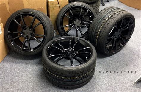 Nitto Nt5 285 sv forged svc510 2 1pc forged monoblocks for c6