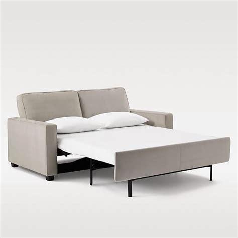 Henry 174 Deluxe Sleeper Sofa Queen West Elm Henry Sleeper Sofa