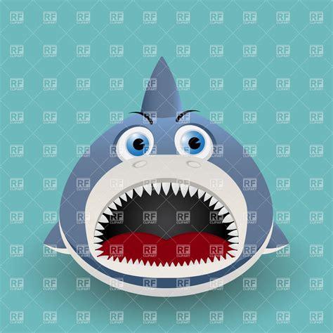 baby shark video download free cute cartoon baby shark royalty free vector clip art image
