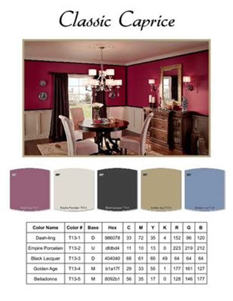 behr paints introduces 2013 color trends featuring four diverse home d 233 cor themes and 20