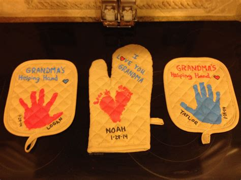 The  Ee  Birthday Ee   Gifts I Helped Kids Make For Their Grandma