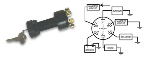 indak ignition switch wiring diagram marine get free