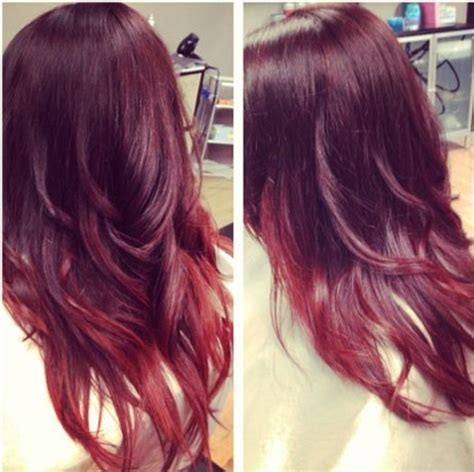 bright color ombre hairstyles bright hair colors on pinterest bright hair rainbow hair