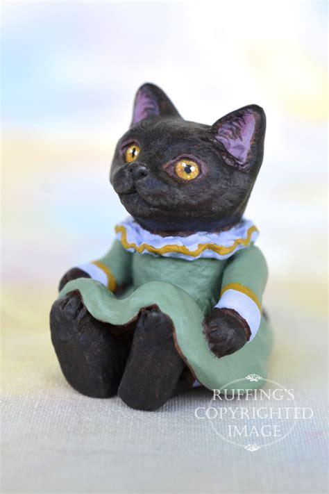 soft green stool in kittens