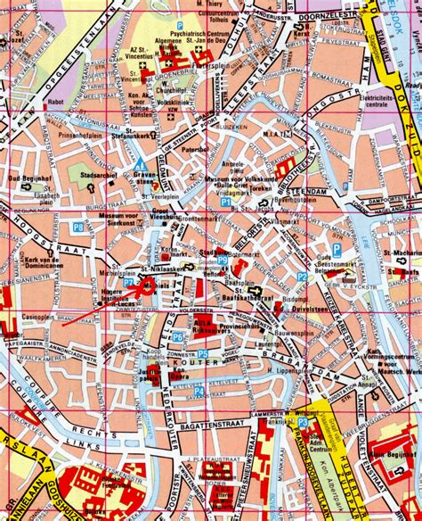 belgium tourist map brussels travel map new zone
