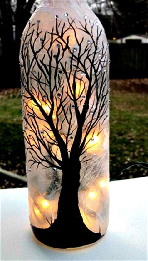 craft home  garden ideas creative diy wine bottle