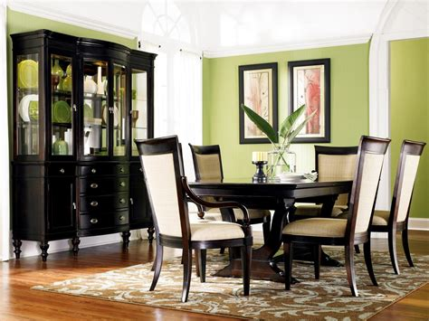 green dining room furniture green dining room photos hgtv