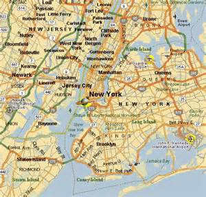 Map Of New York And New Jersey by Similiar Map Of New Jersey And New York Together Keywords
