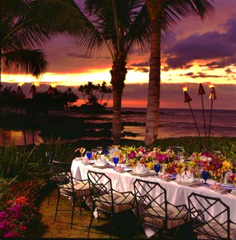 Brown S Beach House Restaurant At The Fairmont Orchid The Roaming Boomers