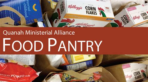 Alliance Food Pantry 187 ministerial alliance