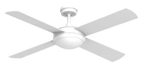 intercept2 ceiling fan with light from pacific