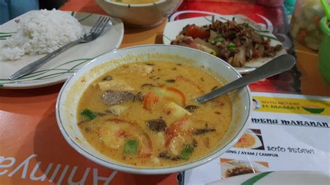food resto soto betawi haji mamat  legendaris  bsd