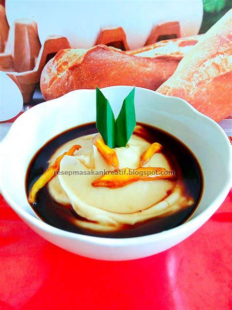 resep bubur sumsum enak lembut aneka resep masakan