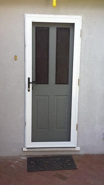 Exterior Security Screen Doors Premium Security Screen Doors