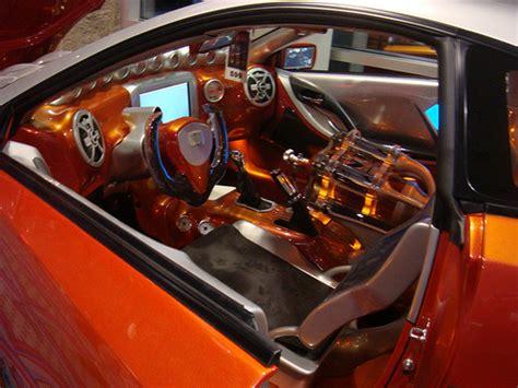 350z Custom Interior by Custom 350z Interior Flickr Photo