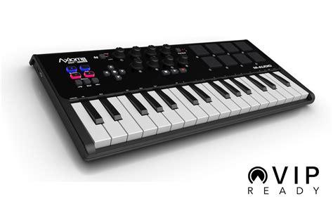 M Audio Keystation Mini 32 Premium Keyboard Controller Midi Pitch m audio