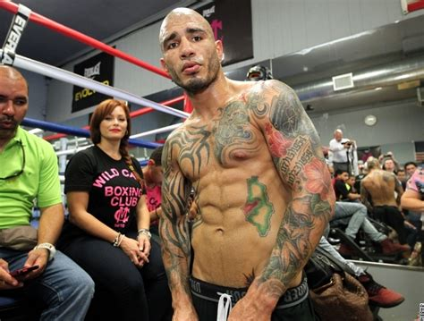 miguel cotto tattoo photos miguel cotto ripped and ready for martinez