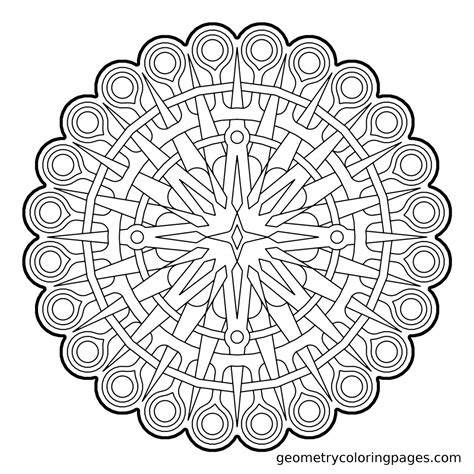 sacred geometry coloring book geometry coloring pages