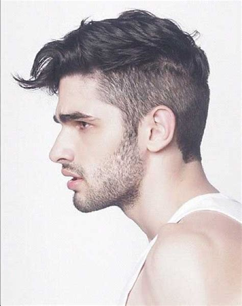 haircuts for boys with wavy hair 25 wavy hairstyles men mens hairstyles 2018