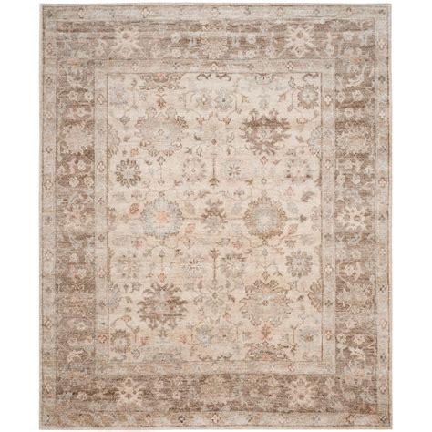 Area Rug Prices Safavieh Maharaja Brown Ivory 5 Ft X 8 Ft Area Rug Price Tracking