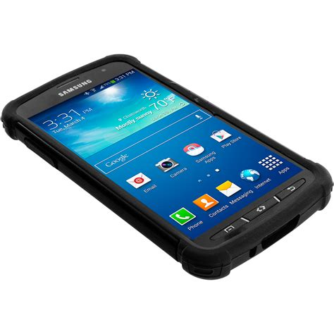 galaxy s4 rugged for samsung galaxy s4 active hybrid shockproof matte rugged cover ebay