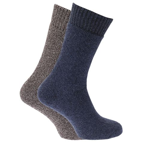 boot socks mens mens heavy weight boot socks with terry cushioning pack