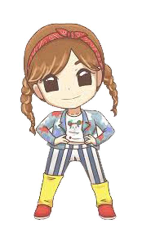anime lucu just be your self anime lucu