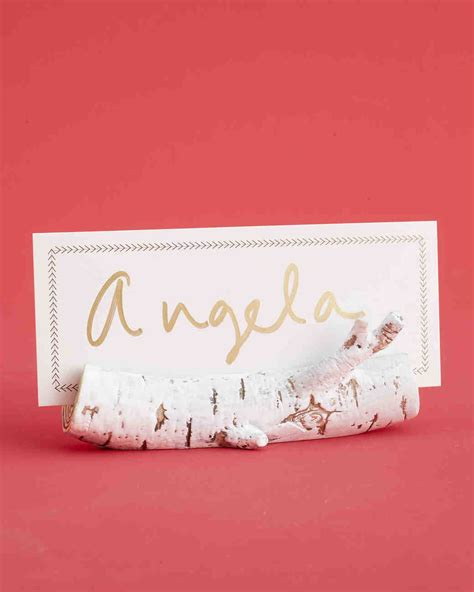 place card holder ideas wedding place card holder ideas that add a personal touch
