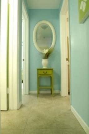 Decorating Ideas For End Of Hallway Mirrored End Table Foter