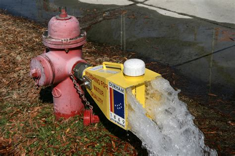 maintenance department while the kids were off of school the wall has fire hydrant