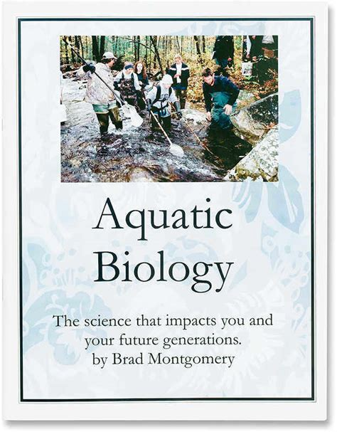 reference book biology aquatic biology reference book forestry suppliers inc