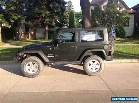 Jeep Wrangler Sport Used For Sale 2010 Jeep Wrangler For Sale In Canada