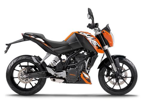 Ktm Duke 200 Fuel Consumption 2014 Ktm 200 Duke Motorcycle Review Top Speed