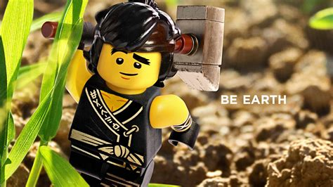 wallpaper cole the lego ninjago be earth