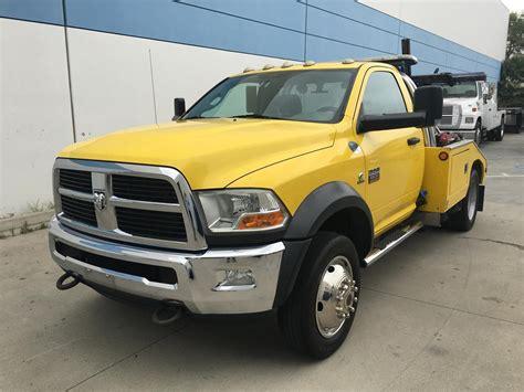 ram trucks ca dodge ram 5500hd tow trucks for sale used trucks on