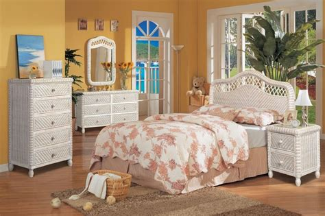 beach style bedroom sets santa cruz bedroom collection white wash finish beach