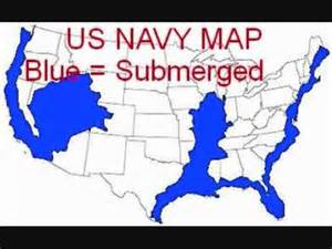 edgar cayce future map of america navy edgar cayce future map haarp