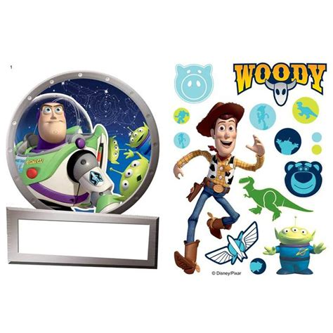buzz lightyear wall stickers story name plate wall stickers new official buzz lightyear ebay