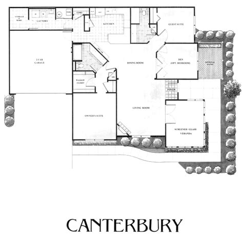 epcon communities floor plans canterbury floor plan 6227 donegan canterbury glenealy