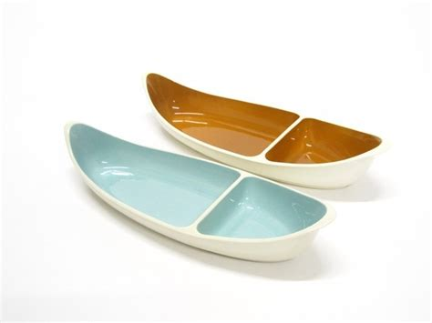 Dearya Divided Bowl With Handle Natura canoe serving dishes for the home the cottage serving dishes and cottages