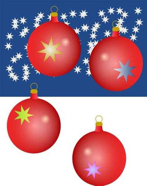 clipart christmas balls