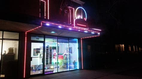 Led Store Lights by Colorado Hula Hoops Store Front Led Light Battery