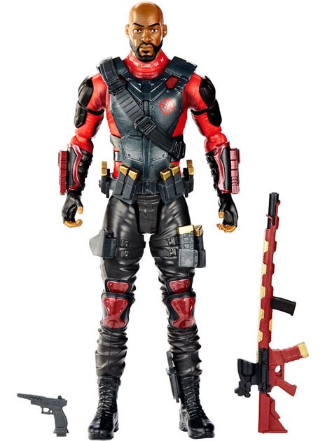 12 Inch Figure Collectibles dc multiverse squad harley quinn and deadshot 12 inch figures now available