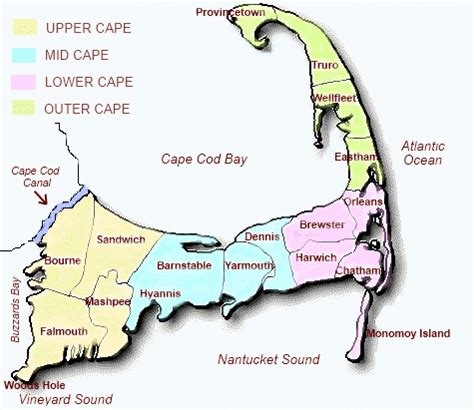 best town to stay in cape cod the best cape cod towns which vacation town to choose