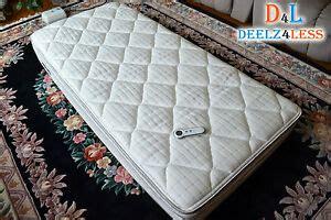 select comfort twin size sleep number bed mattress chamber pump p p  ebay