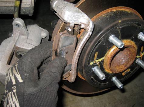 2006 hyundai elantra rear brakes hyundai elantra rear brake pads replacement guide 012