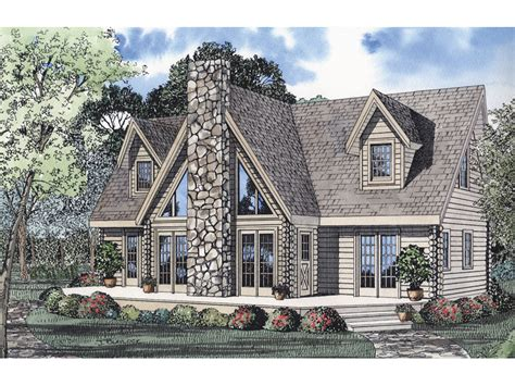 vacation home plans logan ridge vacation home plan 073d 0007 house plans and more