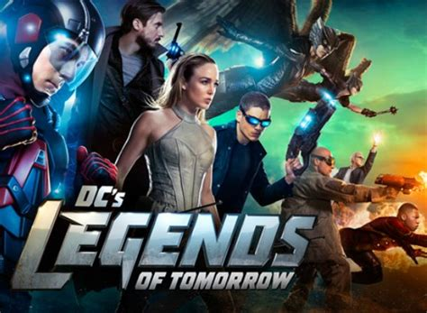 dcs legends  tomorrow  episode
