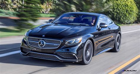 2015 Mercedes Benz S65 AMG Coupe USA